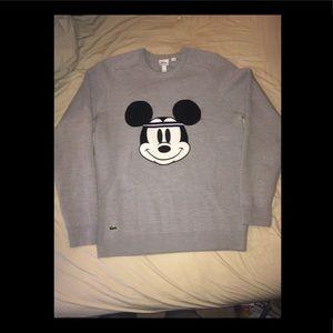 Lacoste Disney Sweater Mickey size M